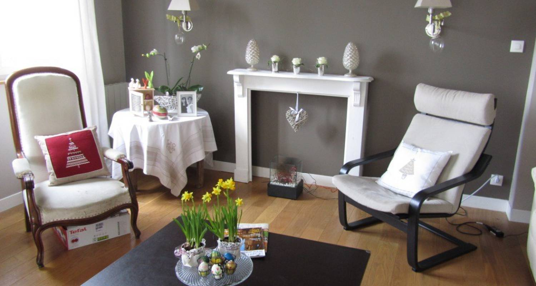 Bed & breakfast: villa bienvenue 1 in beauvais (116233)