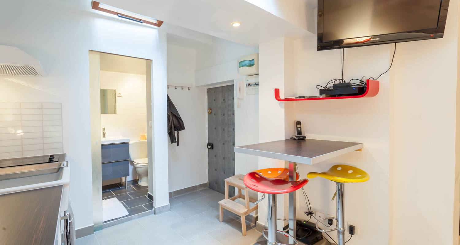 Furnished accommodation: les pentes in lyon (125028)