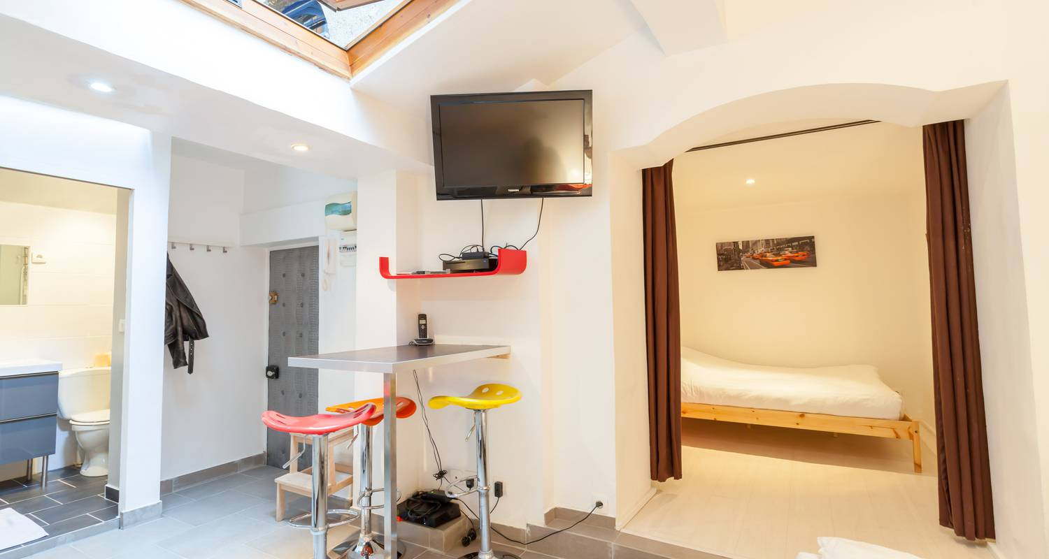 Furnished accommodation: les pentes in lyon (125030)