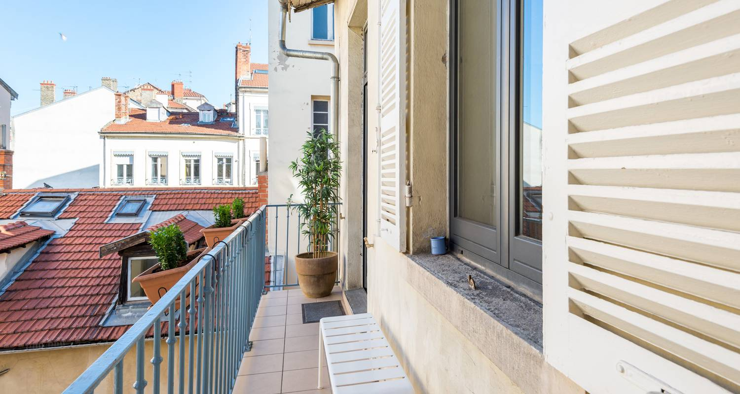 Furnished accommodation: le diamant in lyon (125011)