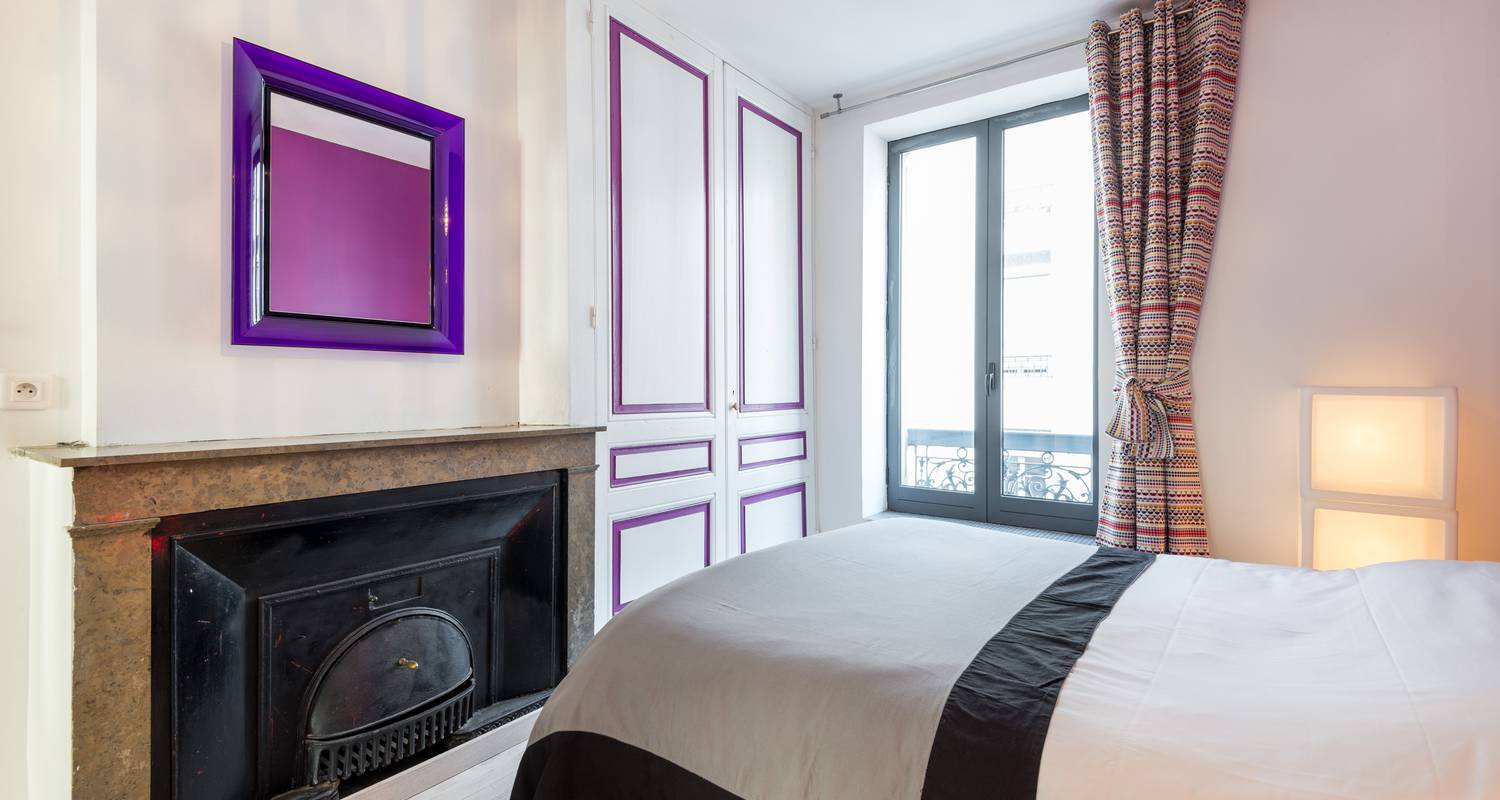 Furnished accommodation: le diamant in lyon (125015)