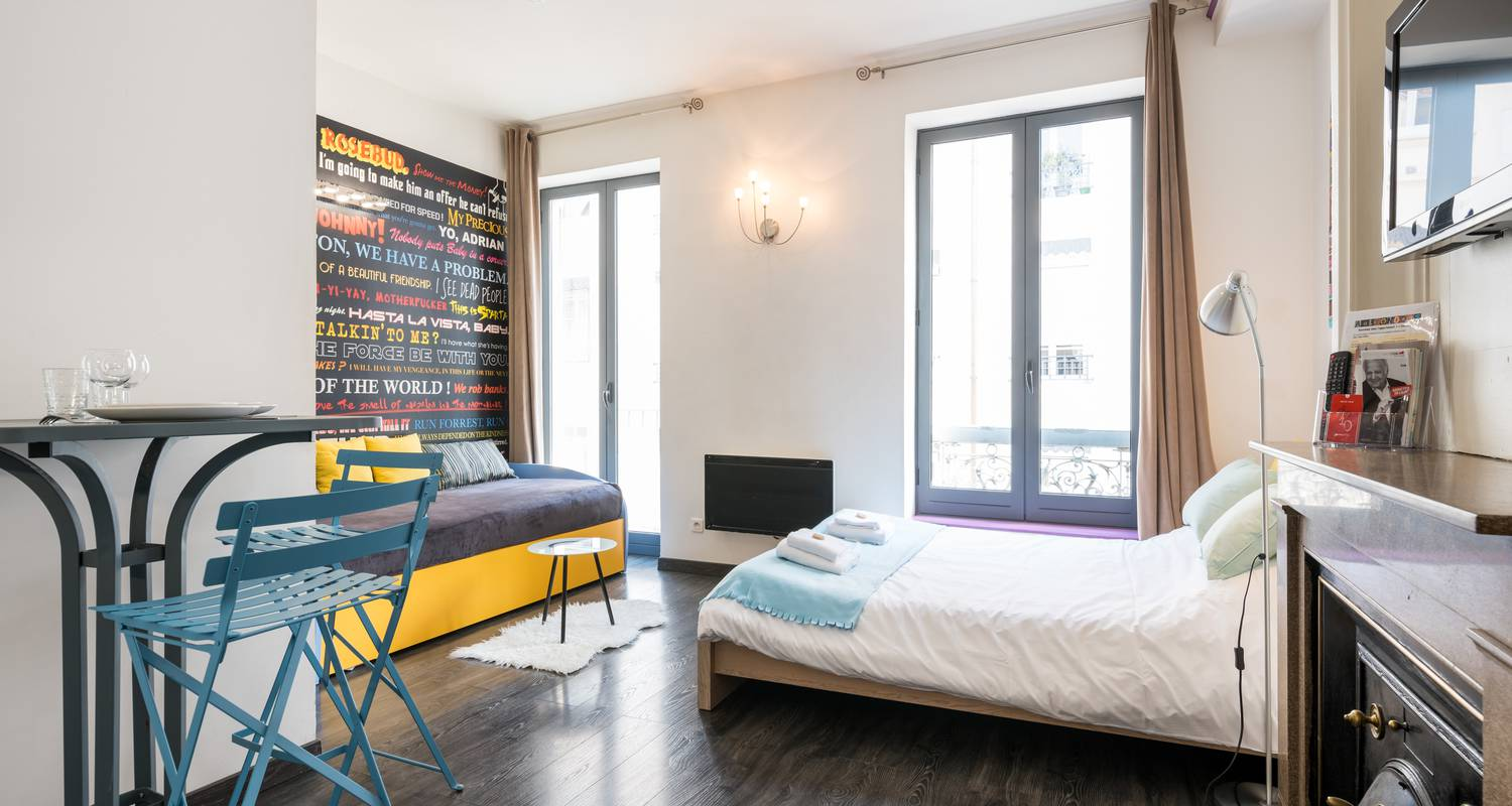 Furnished accommodation: l'endroit in lyon (128305)