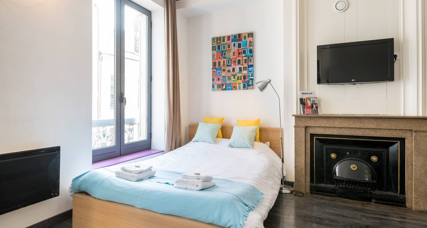 Furnished accommodation: l'endroit in lyon (128306)