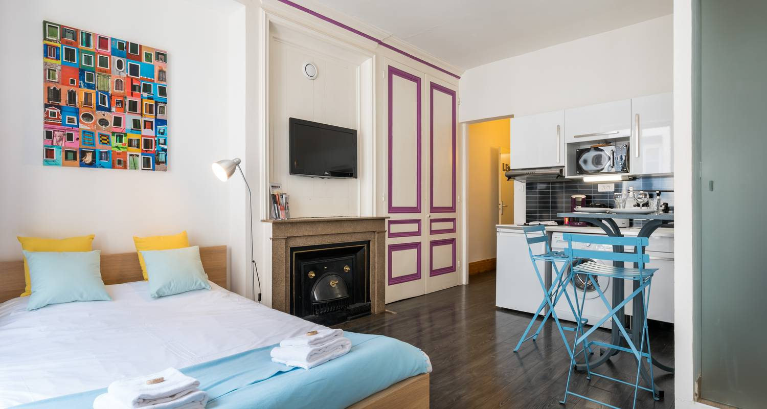 Furnished accommodation: l'endroit in lyon (128307)