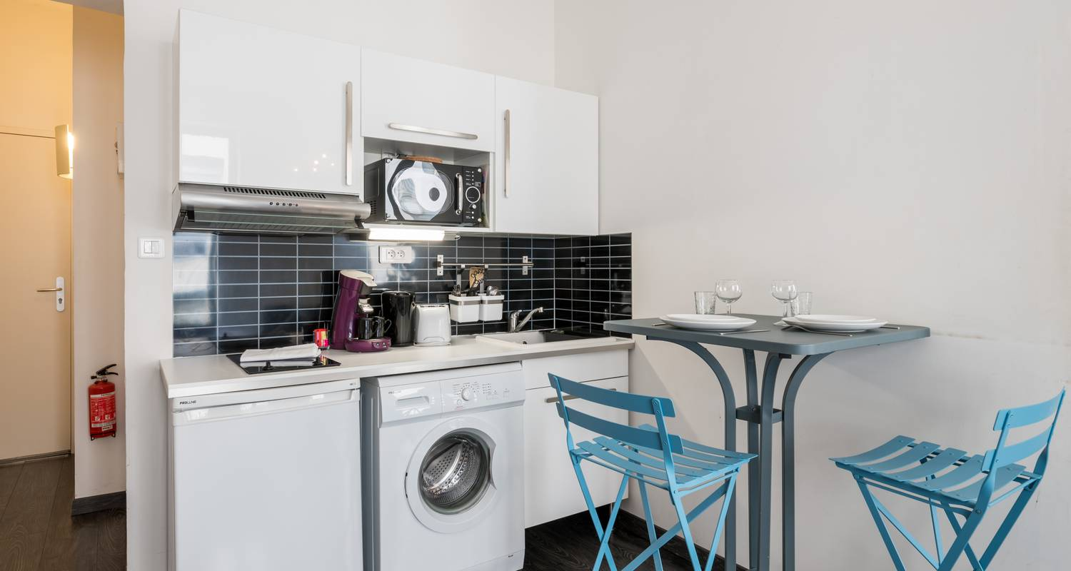 Furnished accommodation: l'endroit in lyon (128308)