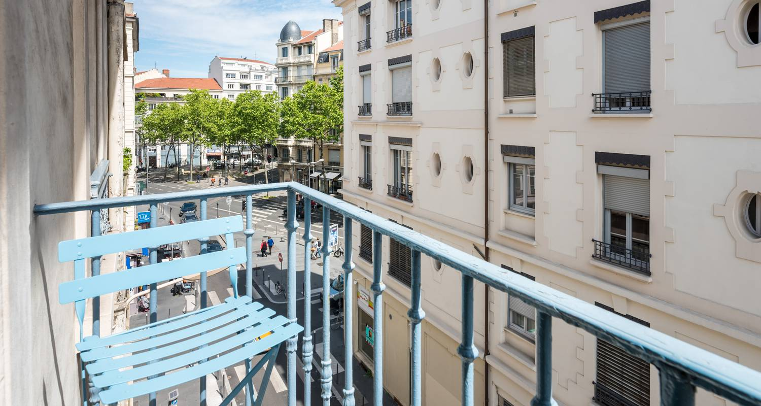 Furnished accommodation: l'endroit in lyon (128310)