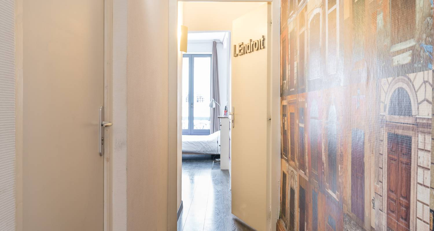 Furnished accommodation: l'endroit in lyon (128313)