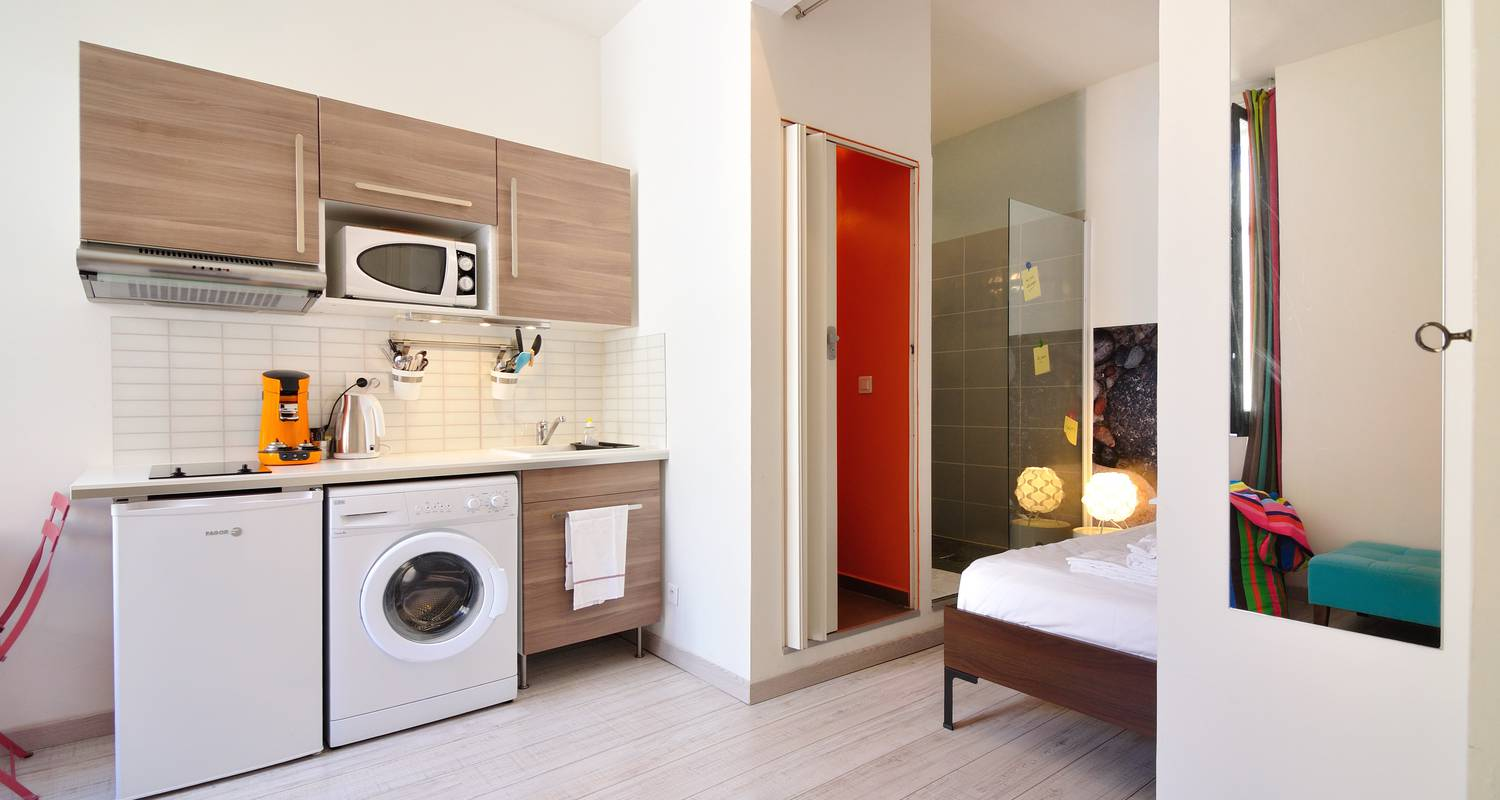 Furnished accommodation: le decor in lyon (124978)