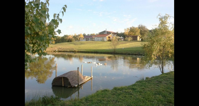Stop-over gîte: le relais de flora in saint-germain-lespinasse (116478)