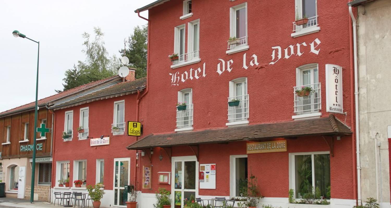 Hotel: hôtelrestaurant de la dore in vertolaye (116537)
