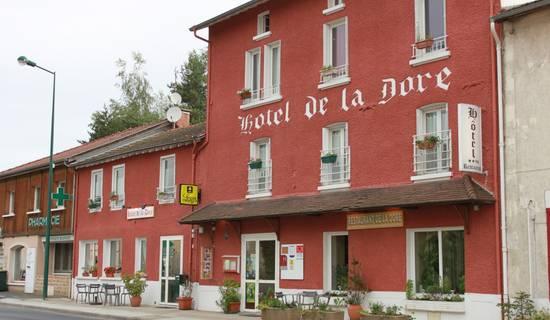 hôtelrestaurant de la dore