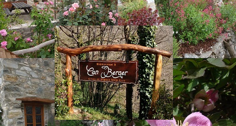 Gîte: can berger in prats de molló (116555)