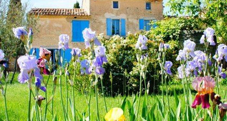 Habitación de huéspedes: le mas saint jacques en crillon-le-brave (116771)