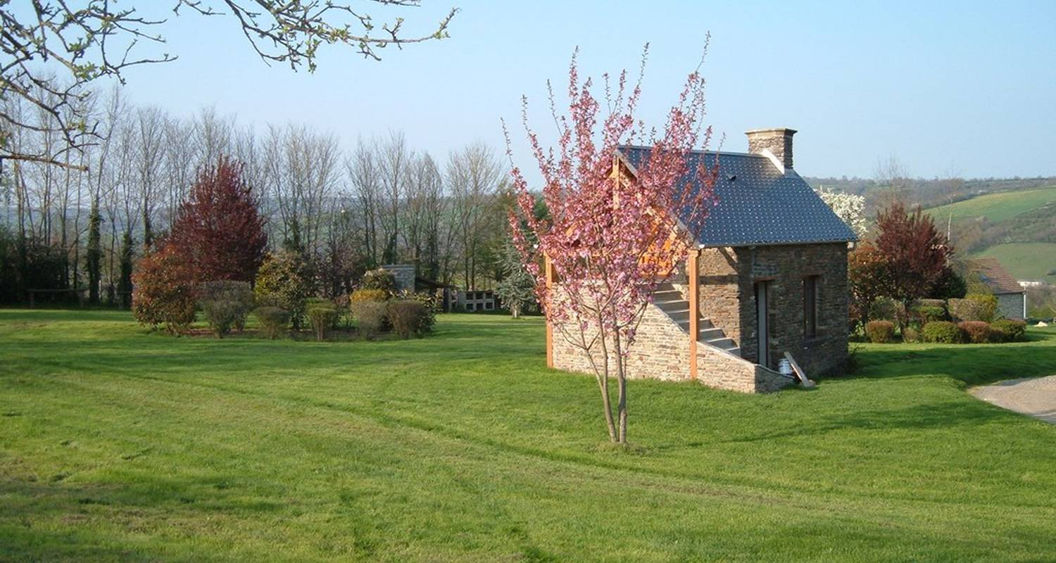 Bed & breakfast: tit'maison in pont-d'ouilly (116804)