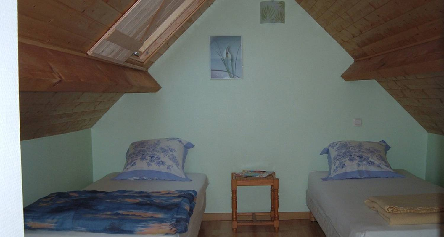 Bed & breakfast: tit'maison in pont-d'ouilly (116806)