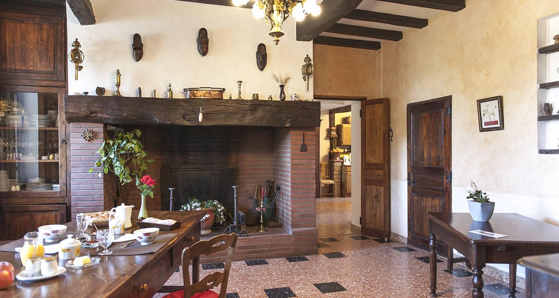 Habitación de huéspedes: chambre d'hôte hyris en villaudric (116814)