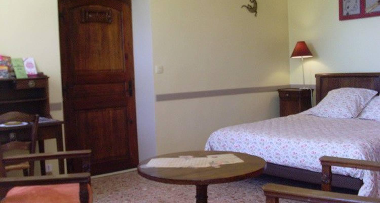 Habitación de huéspedes: chambre d'hôte hyris en villaudric (116815)