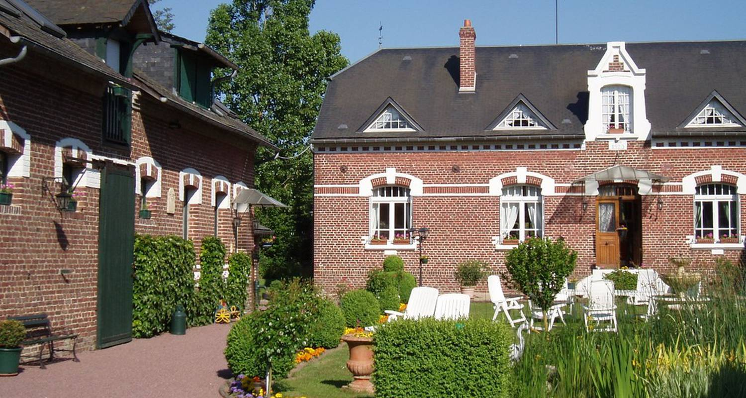 Bed & breakfast: la fontaine aux iris  in hattencourt (116816)