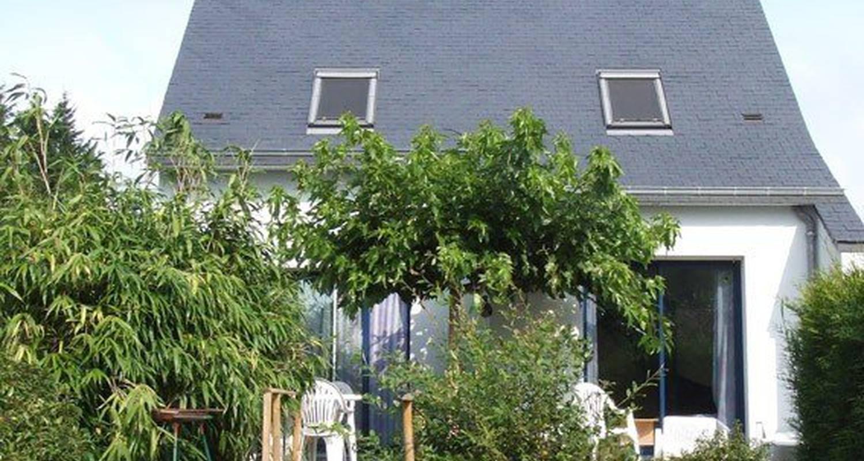 La maison bleue hauteville sur mer 27782 - La maison bleue chanson ...