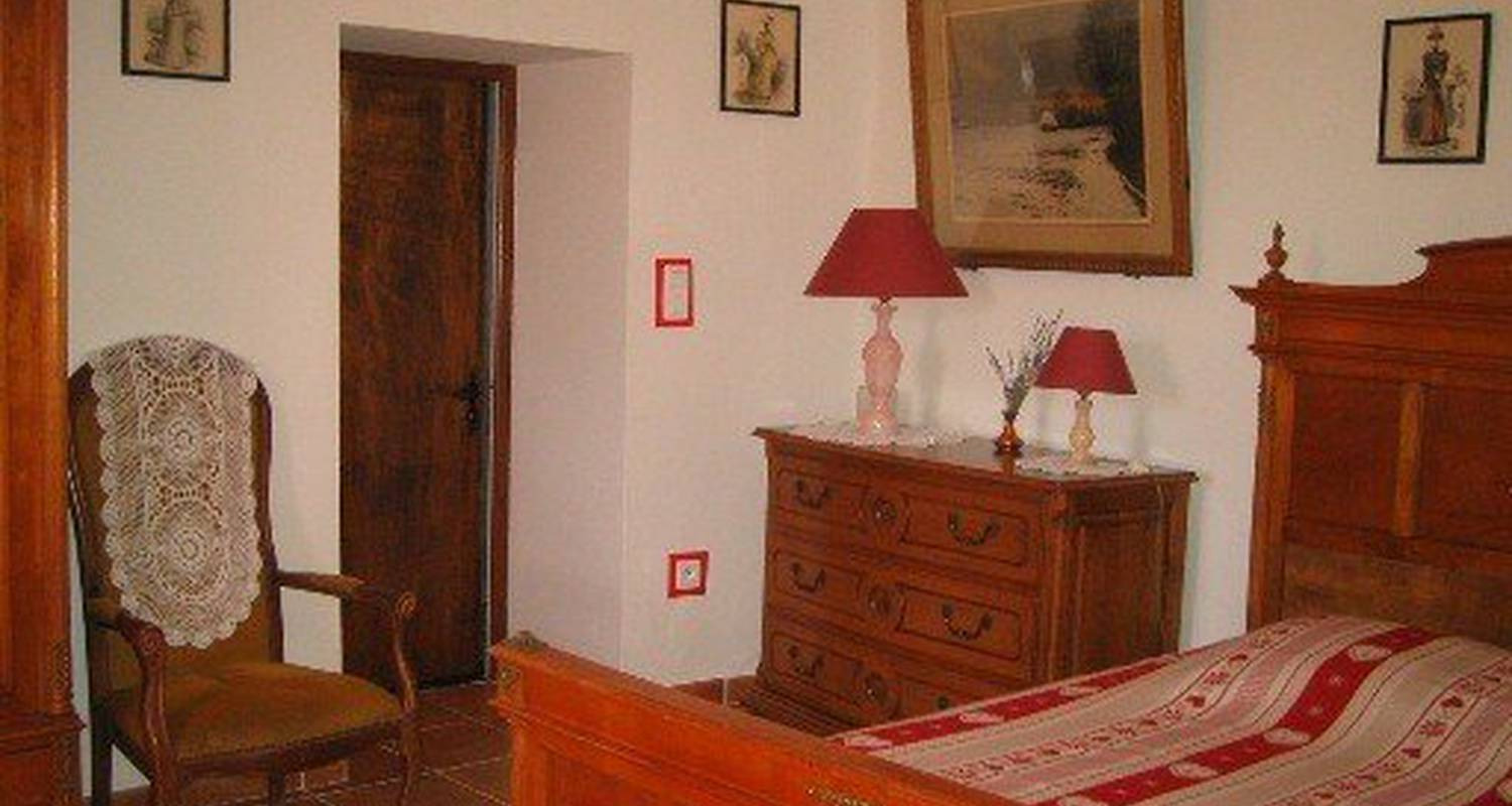 Bed & breakfast: le vieux murier  in sisteron (116854)