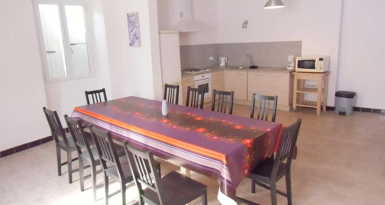 Furnished accommodation: maison de vacances 10 pers in berrias-et-casteljau (116865)