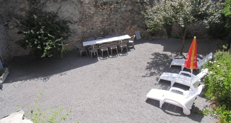 Furnished accommodation: maison de vacances 10 pers in berrias-et-casteljau (116866)