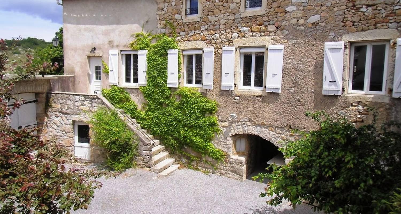 Furnished accommodation: maison de vacances 10 pers in berrias-et-casteljau (116863)