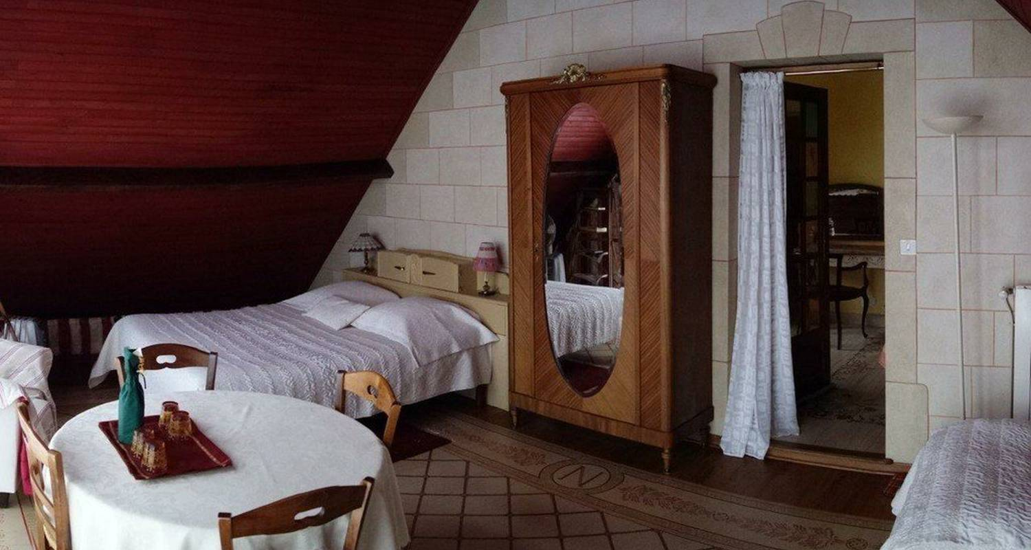 Chambre d 39 h tes acquigny acquigny 27801 for Chambre hote die