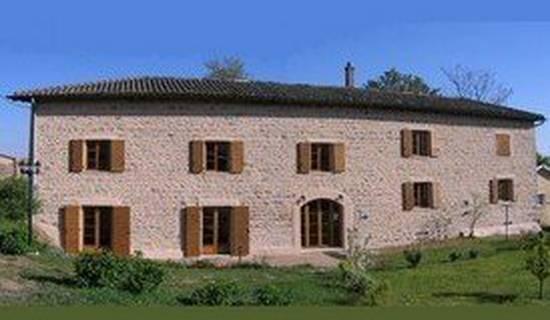Maison hôtes en Beaujolais
