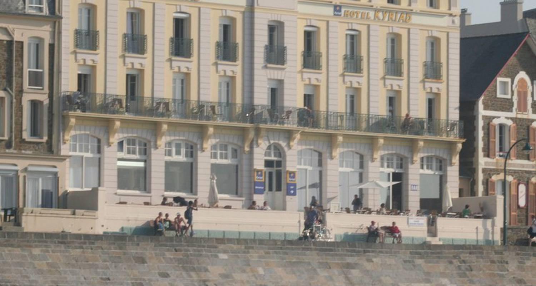 Hotel: kyriad saint malo plage in saint-malo (116939)