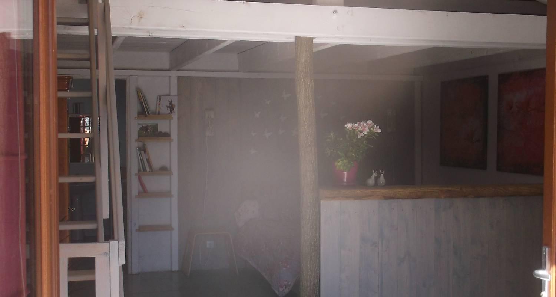 Chambre d'hôtes: fenêtre sur loire à melay (116972)