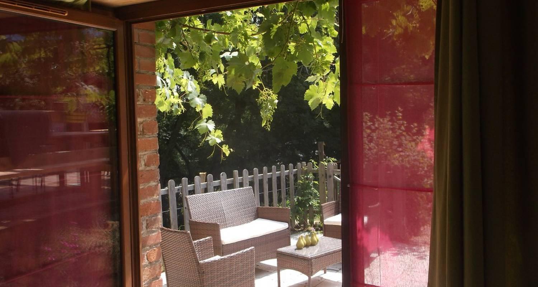 Chambre d'hôtes: fenêtre sur loire à melay (116973)