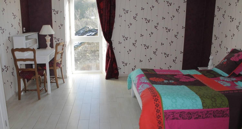 Bed & breakfast: la trottelee in bellefontaine (116990)