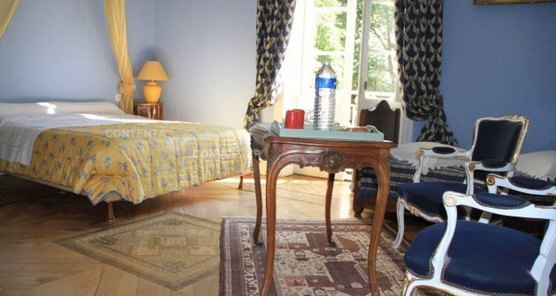 Chambre d'hôtes: domaine de paissy à montélimar (116998)
