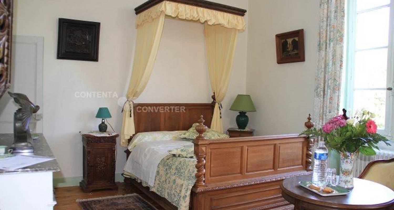 Chambre d'hôtes: domaine de paissy à montélimar (117000)