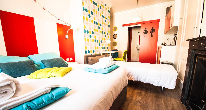 Furnished accommodation: le chapiteau  in lyon (124893)