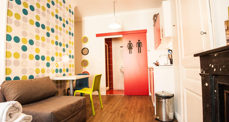 Furnished accommodation: le chapiteau  in lyon (124894)