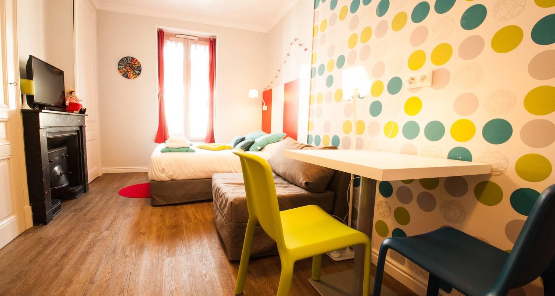 Furnished accommodation: le chapiteau  in lyon (124892)