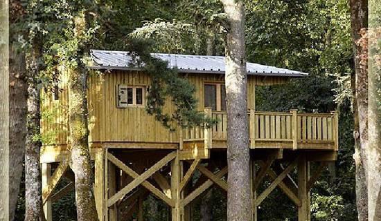 Cabane  Mas de Saillac
