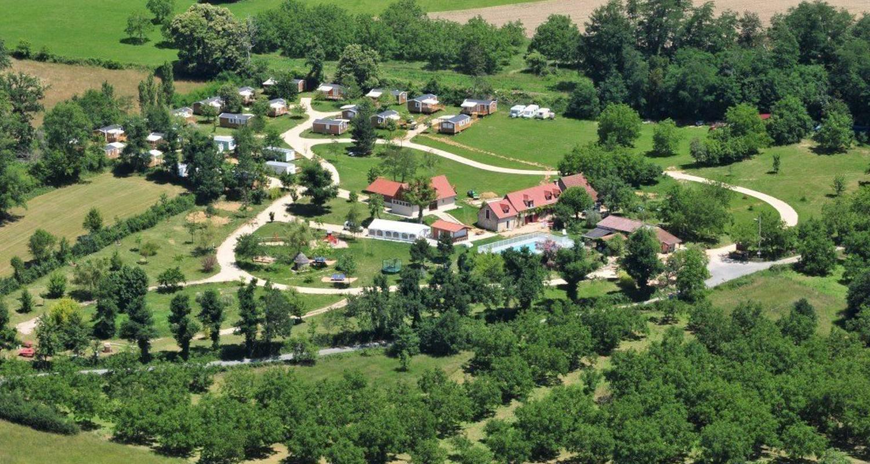 Emplacements de camping: camping padimadour à rocamadour (117090)