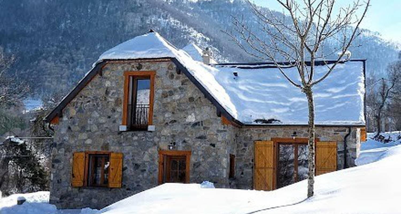 Gîte: la bergerie de sentantony in bun (117093)