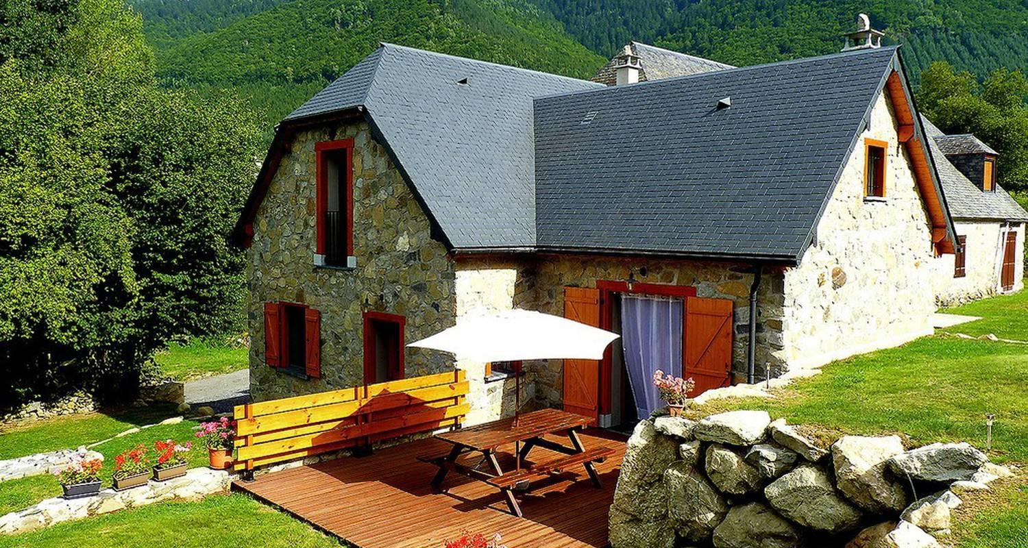 Gîte: la bergerie de sentantony in bun (117094)