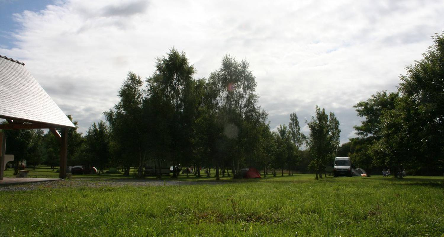 Camping pitches: la ferme dud forsdoff in missillac (117114)