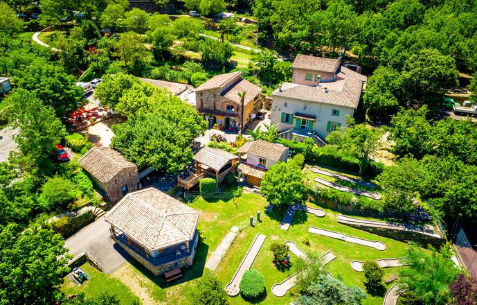 Camping Cévennes-Provence.