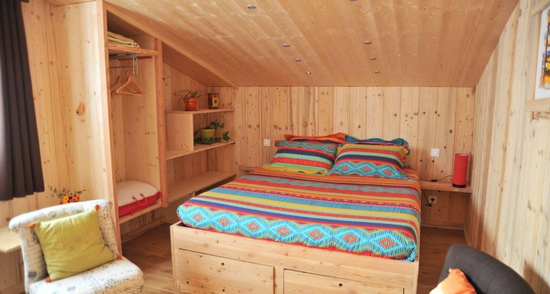 Bed & breakfast: entre couette et bulles in rivolet (117136)