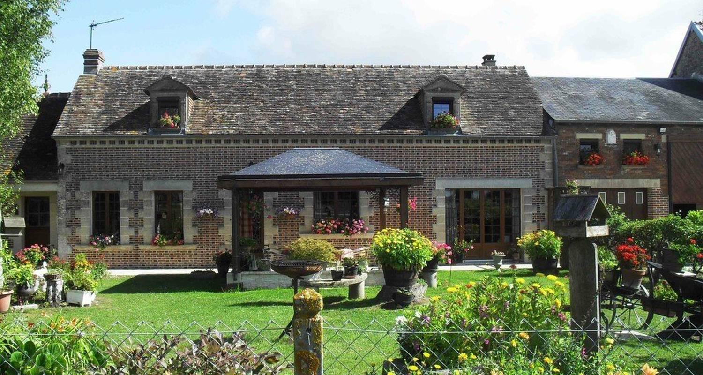 Habitación de huéspedes: monique et alain mercier en courménil (117142)