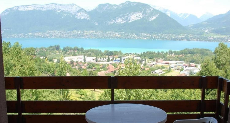 Logement meublé: les balcons du lac à sévrier (117150)