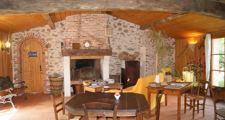 Chambre d'hôtes: lieu dit les fontenelles à liré (117156)