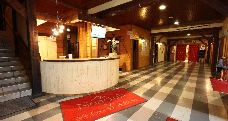 Hôtel: les cimes du leman à habère-poche (128119)
