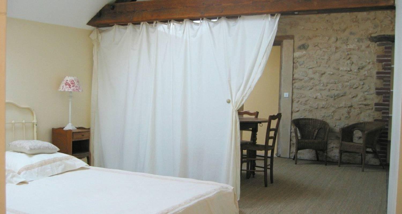 Habitación de huéspedes: l'ancienne boulangerie en chavagnes (117200)
